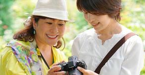 写真家 山本まりこ先生のフォトセミナーへ