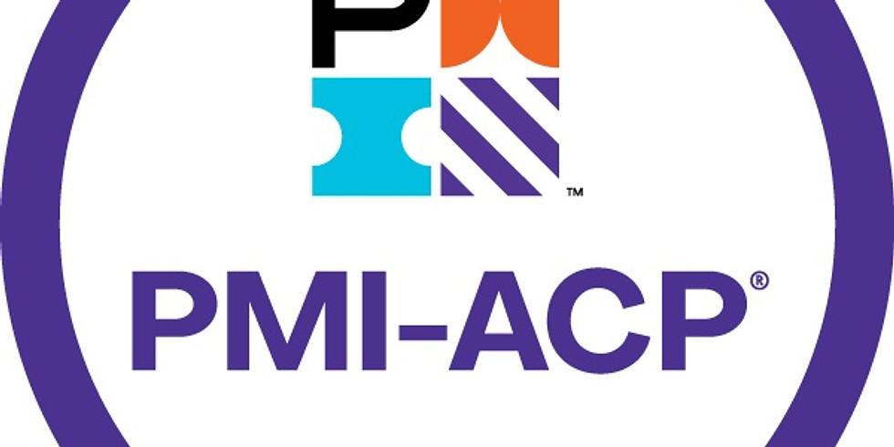 PMI-ACP Prep (Sat & Sun)