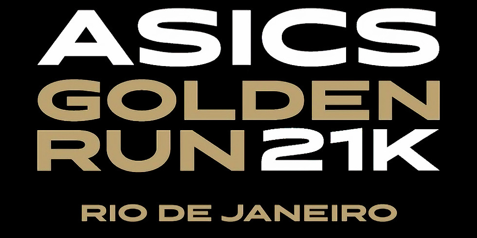 ASICS GOLDEN RUN 21K - Rio de Janeiro
