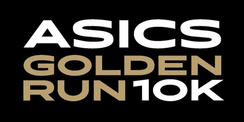 ASICS GOLDEN RUN 10K