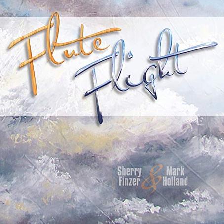 Sherry Finzer & Mark Holland - Flute Flight