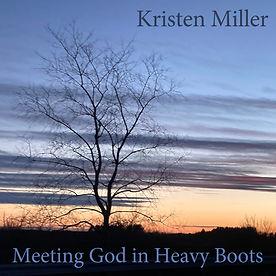 ALBUM ART Kristen Miller - Meeting God i