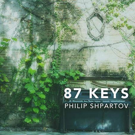 Philip Shpartov - 87 Keys