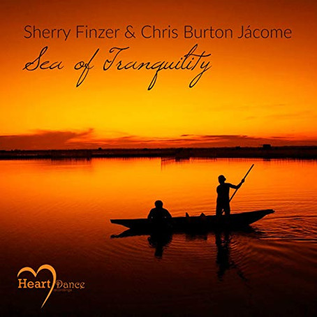 Sherry Finzer & Chris B. Jácome - Sea of Tranquility