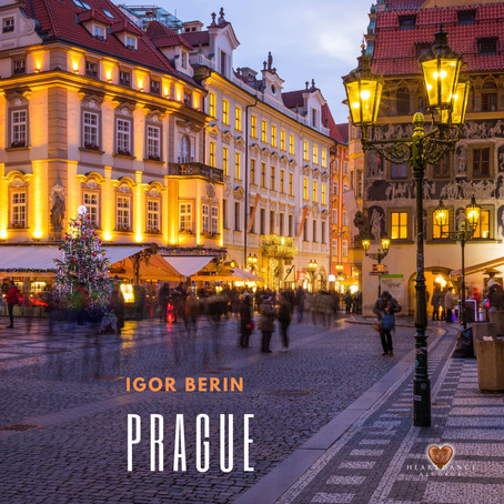 Prague - Igor Berin