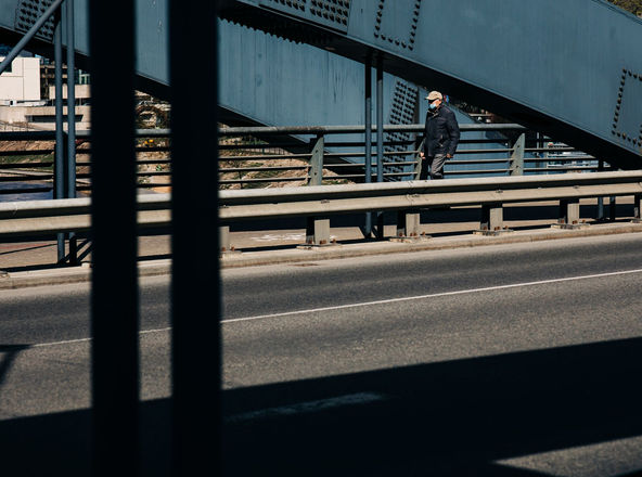 Gatvės kaukės Vilnius