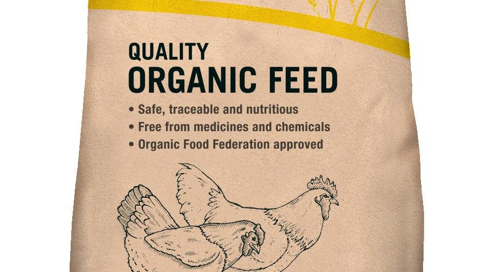 Marriage's Organic Mixed Corn 20kg