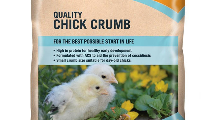Marriage's Chick Crumbs with Coccidiostat 20kg