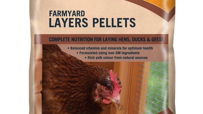 Marriage's Farmyard Layer Pellets 20kg
