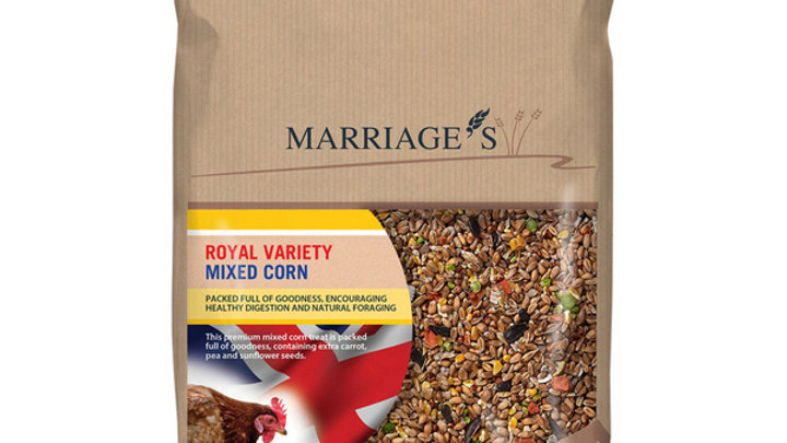 Marriage's Royal Variety Corn 5kg