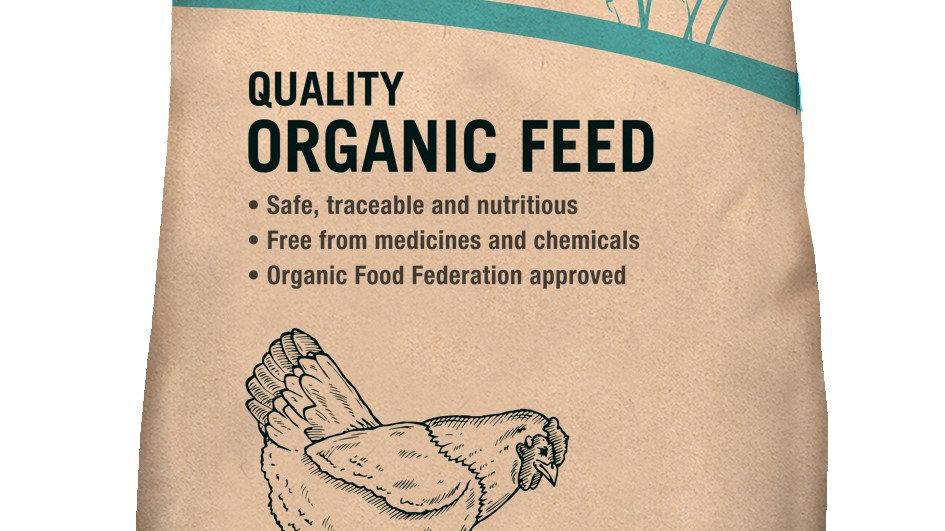 Marriage's Organic Starter Crumb 20kg