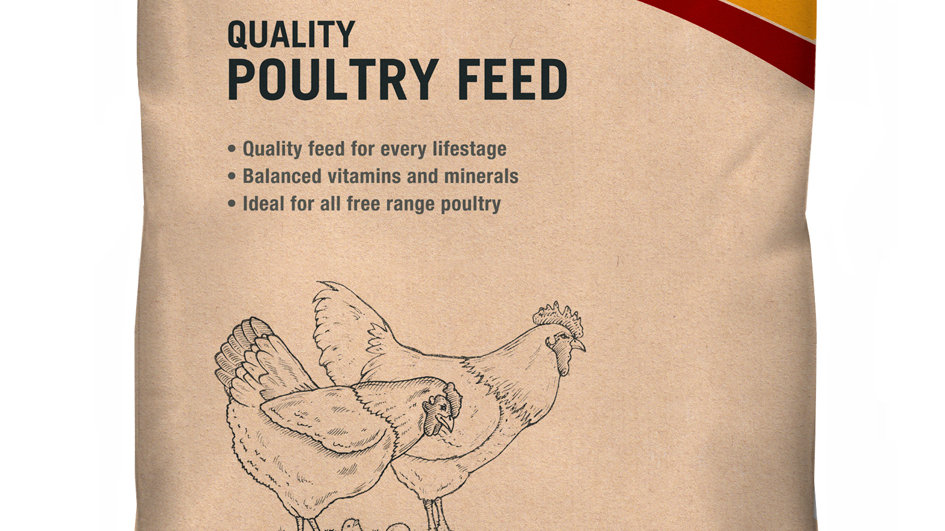 Marriage's Cockerel Fattener Pellets 20kg