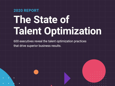 State of Talent Optimization 2020