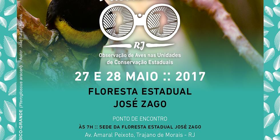 Vem Passarinhar FLOE José Zago