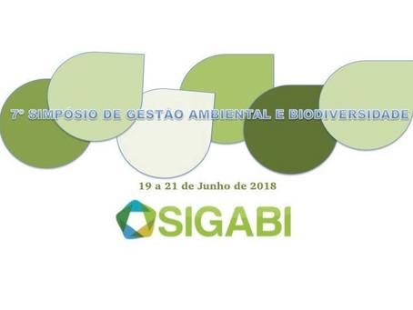 7º Simpósio de Gestão Ambiental e Biodiversidade