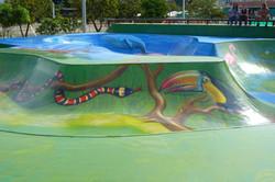 Tucan Culebra Bowl
