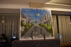Action Painting Bogotá / ARGOS