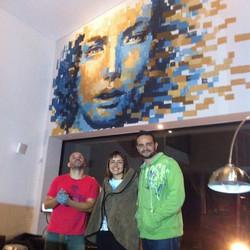 Mural Casa Carlos Giraldo