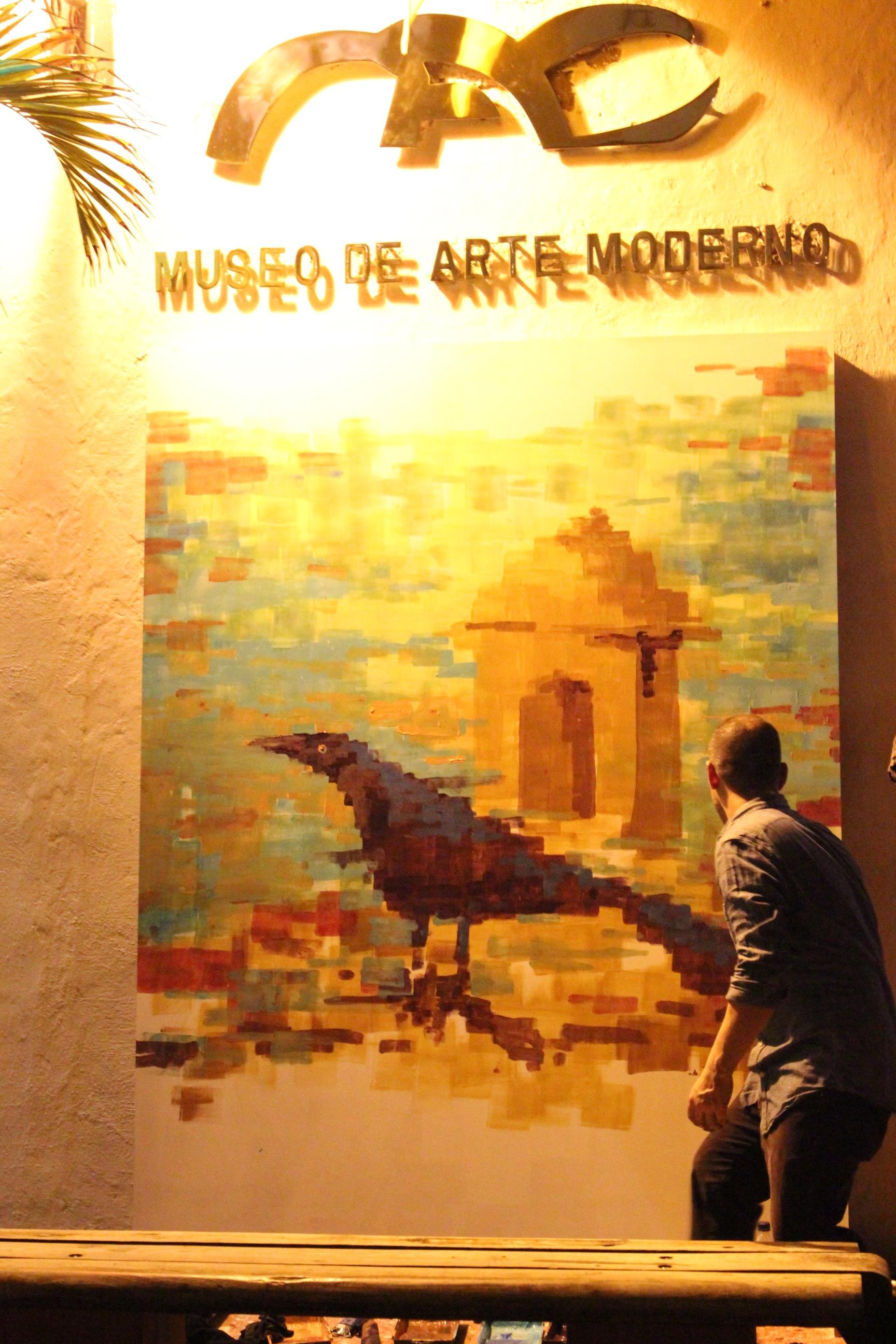 Museo de Arte Moderno Cartagena