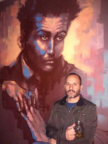 Alejandro Paucar Muralista
