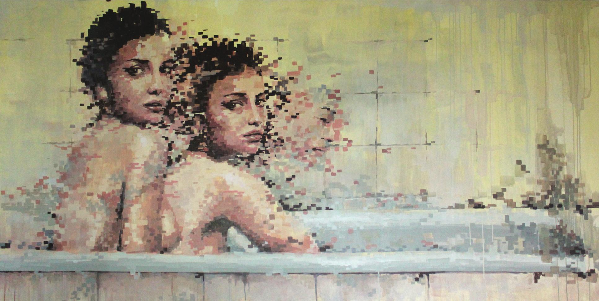 ConMohovimiento en la bañera