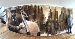 Mural / Casa Andrés Restrepo