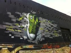 Mural Converse