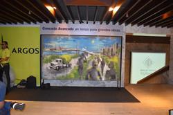 Action Painting Cartagena / ARGOS