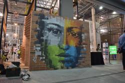 Action Paintin Expocamacol / Cademac