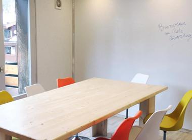 location salle réunion video pitch