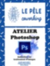 atelier formation à photohop