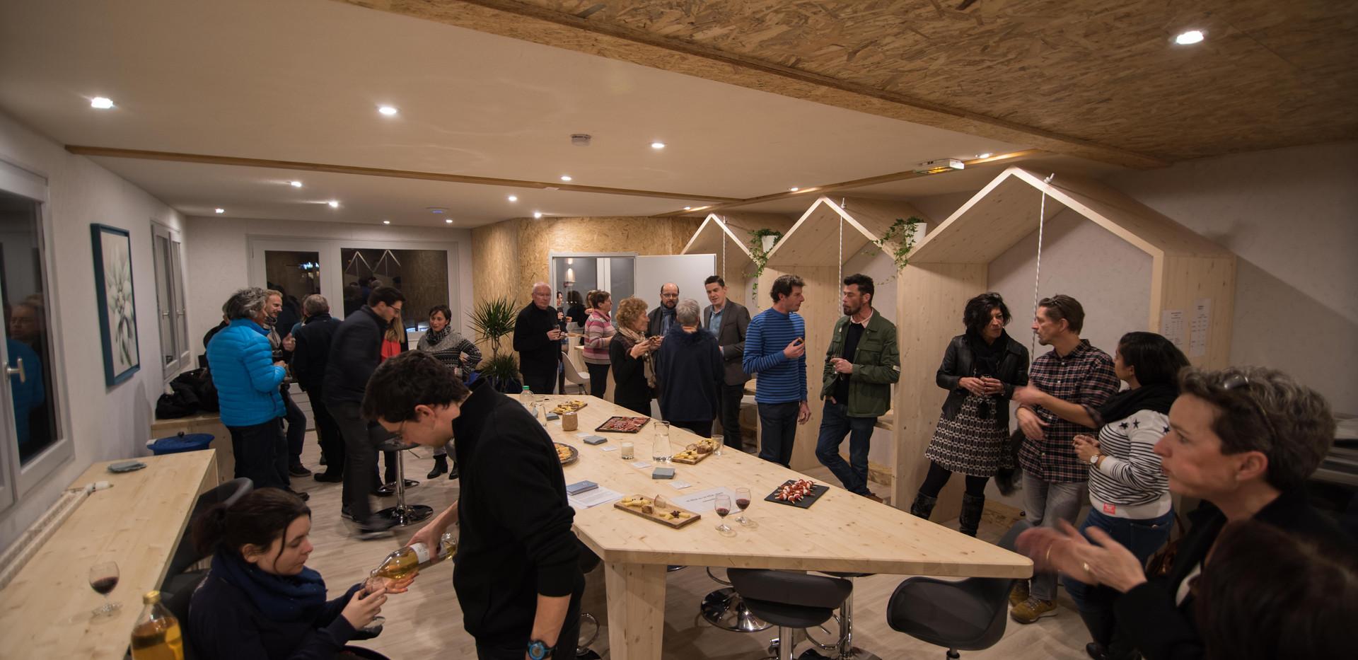 salle à louer pour soirée de lancement de produit événement promotionnel