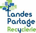 Landes Partage Recyclerie Logo.png