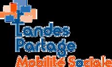 logo Landes Partage Mobilité Sociale.pn