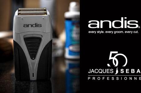 NOUVEAU ! Rasette électrique PROFOIL TS-2 ANDIS !