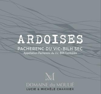 Ardoises - AOC Pacherenc du Vic Bilh - Sec - 2018