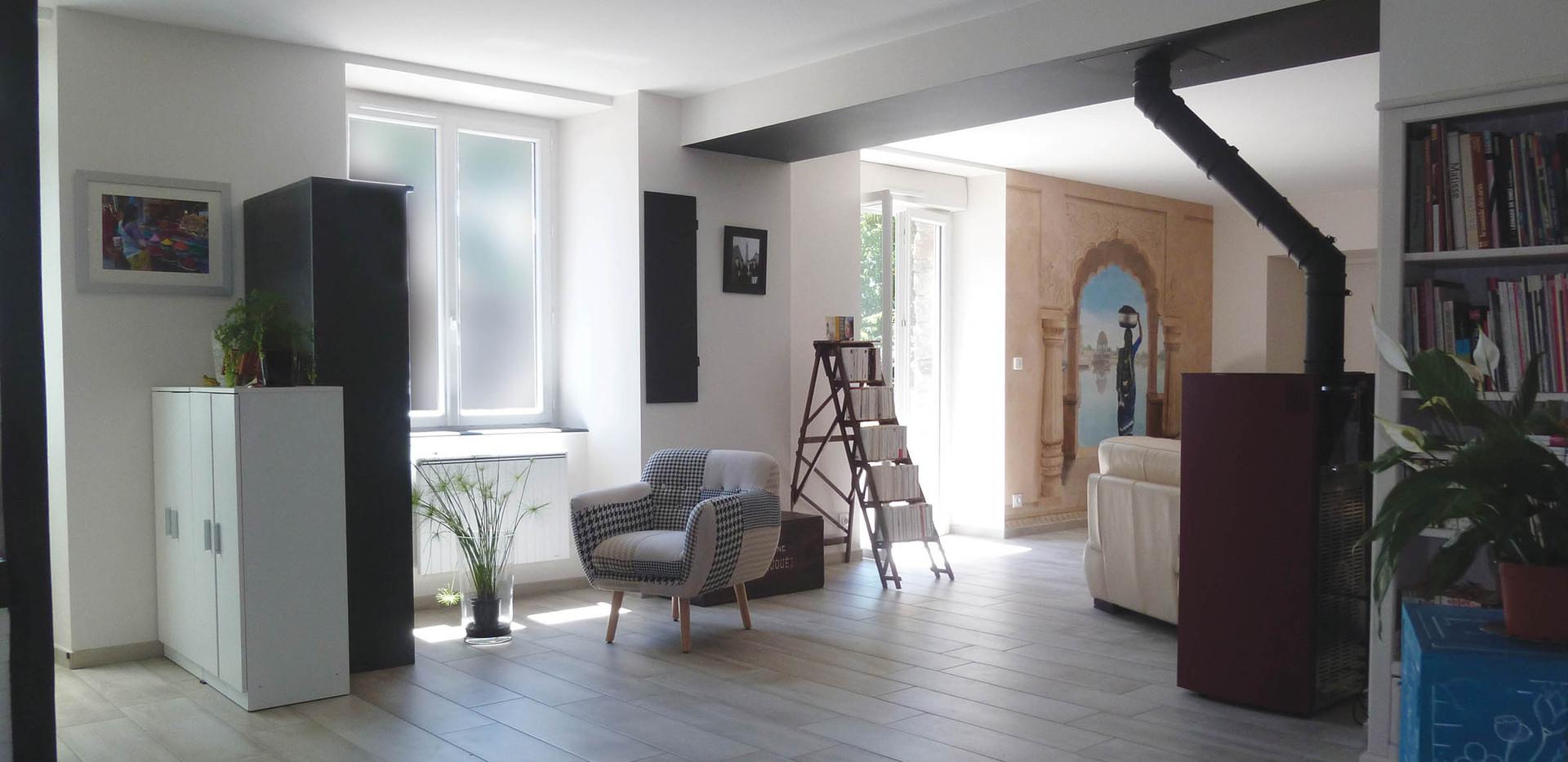 Peinture et enduits décoratifs - Adelles - La Prétaie