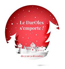 carte Le Daroles s'emporte