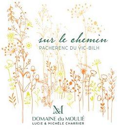 Domaine du Moulié - Cuvée sur le chemin.