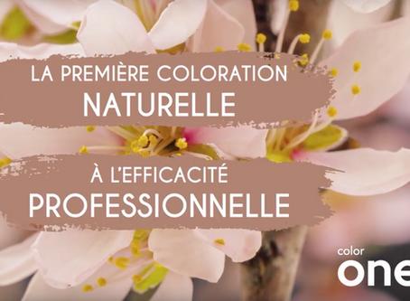 Color One - La nouvelle coloration naturelle sans concession par Patrice Mulato