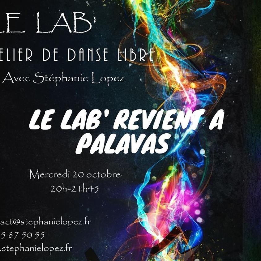 Le Lab' Palavas : Atelier de danse libre