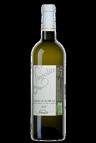 """L'insolite - AOC Pacherenc du Vic Bilh - Sec - DEVIENT """"Ardoises"""""""