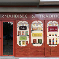 Gourmandises et traditions - décort peint à la main - Adelles.jpg
