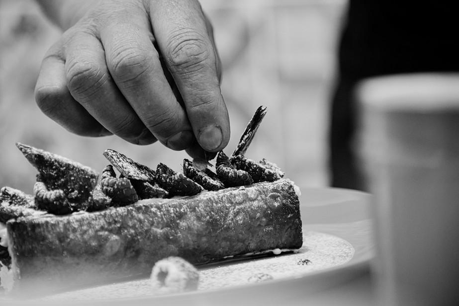 Café hôtel de ville Marciac - En Cuisine