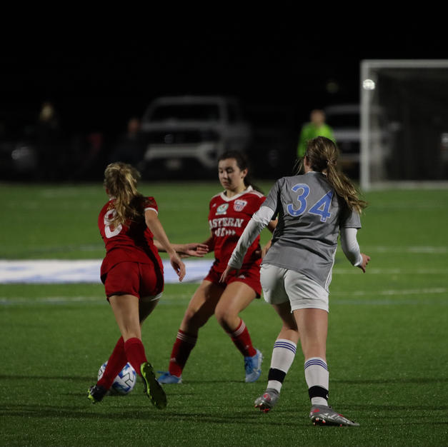 Girls SUSA vs Eastern FC