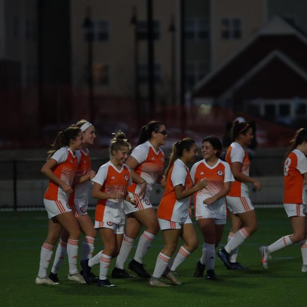 Girls North Jersey vs LISC