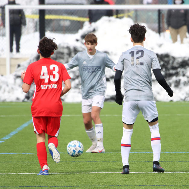 Alb. SUSA vs Manhattan SC