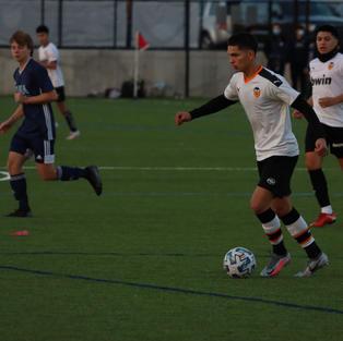 Boys SUSA vs Valencia