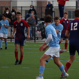 Boys Quickstrike vs South Shore