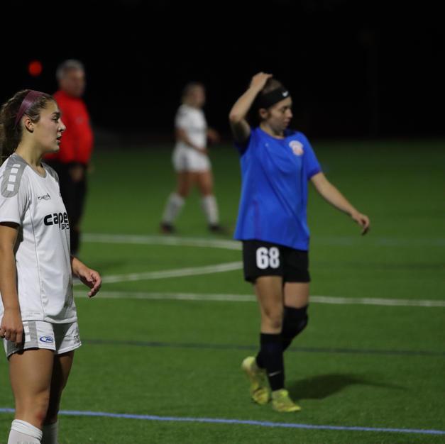 Girls Lions United vs CT Rush